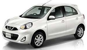 Delivery Mileage Nissan Micra 1.2 Visia 5 door - NEW 15 registration - save £3300 £6995 @ Perrys Blackburn