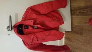 Red-Orange jacket for £3 at Primark (London - Kilburn High Road)