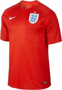 2014 England Kit Half Price from £15 @ John Lewis (Kids & Adults)