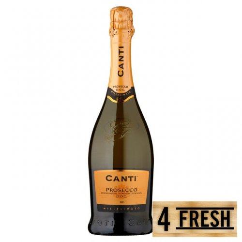 Canti Prosecco Spumante Brut 75cl - Half Price - £4.99 @ Morrisons