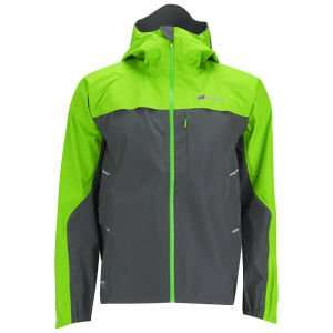 Berghaus Goretex Men's Vapour Storm Shell Jacket Grey/Green was £230 now only £104.99 with using code DRIVE for extra £5 off @ The Hut.com