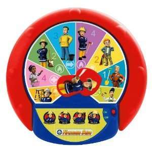 Fireman Sam Activity Wheel £4.80 (Click & Collect) @ Tesco Direct