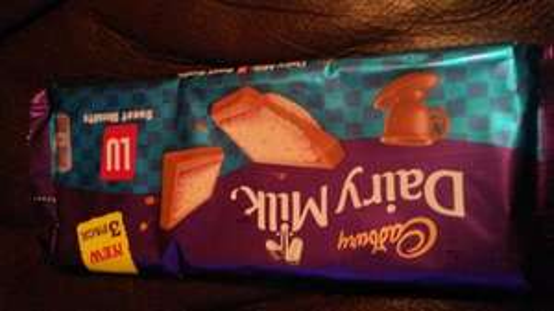 49p 3 Pack Cadbury's Lu & Ritz  @ Home Bargains