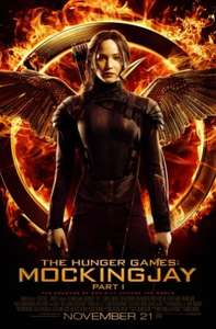 Hunger Games: Mocking Jay Part 1 Bluray Preorder £10.40 @ Tesco Direct