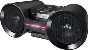Sony Zs BTY52 Portable Wireless Nfc Boombox - Black  £47.99 at Argos EBay