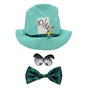 Mad Hatter Adult Fancy Dress Costume - George at Asda - £5 - reduced from £10