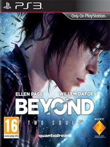 Beyond: Two Souls PS3 £6.95 @ The Game Collection