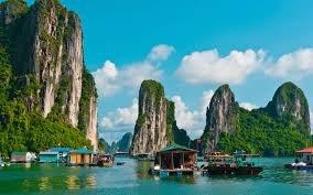 Two Centre Flights London-Hong Kong-Hanoi-London  £457.46 Cathay Pacific @ kayak