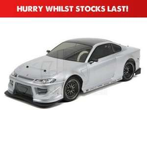 Vaterra Nissan Silvia S15 drift car £99 www.wirelessmadness.com