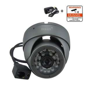Hosafe IP camera £32.99 Sold by HOSAFEUK and Fulfilled by Amazon.