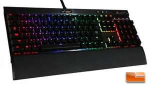 Corsair K70 RGB Cherry MX Brown Switches - £147.58 @ dabs.com or BT Shop + 2% TCB