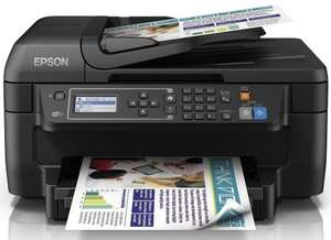Epson WorkForce WF-2650WF Colour All-in-One Printer with WiFi  - £69.00 (£39.00 After Cashback) - Amazon (Printer & Ink = £32.02 Total) Also Tesco -  £69.00