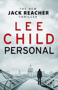 Lee Child Personal (Jack Reacher 19) £0.98 @ Google Play Store