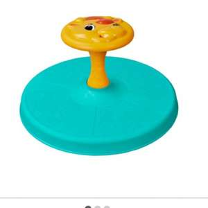 Playskool Giraffalaff Sit 'n' Spin.  £10.99 reduced from £27.99 @ argos