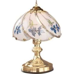 Iris Touch Table Lamp - Brass £8.99 @ Argos