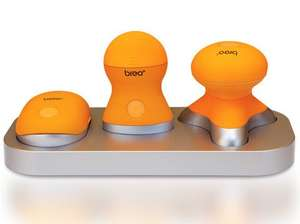 ** Breo - 3 Portable Body Massager Set now only £4.99 @ Maplin **