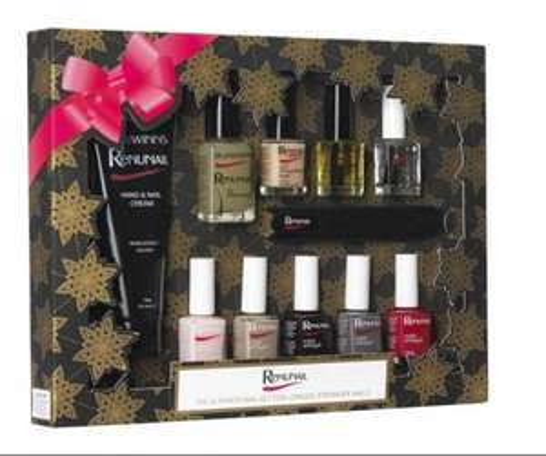 Dr Lewinns 'RenuNail' Ulitmate Nail Gift Set £22.50 - Tesco INSTORE
