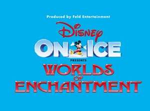 Disney On Ice - Worlds of Enchantment - Pre Order and £3 off selected tickets