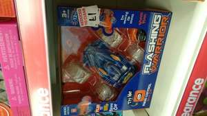 Flashing Warrior £1 @ B&M bargains