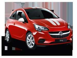Super deal - Brand new 15 Plate Vauxhall Corsa 1.2 Sting 3dr....£99 deposit, £99 a month for 36 months!! £7995 @ Arnold Clark