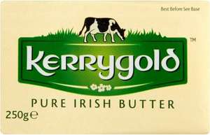 Kerrygold Pure Irish Butter (250g) ONLY £1.25 @ Lidl