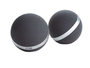 Aiptek E30 Wireless Stereo Bluetooth Speakers (Pack of 2), £52.08, Amazon