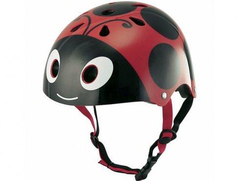 ** Kids Ladybird Helmet 48-52cm now £2.75 @ Tesco **