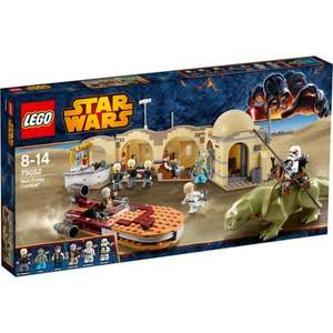 LEGO Star Wars Mos Eisley Cantina 75052 - £51.99 @ Smyths Toy Store