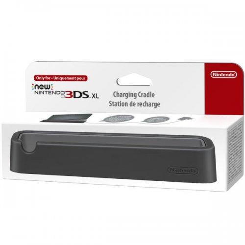 New Nintendo 3DS XL Charging Cradle- Black. £11.50 @ Argos