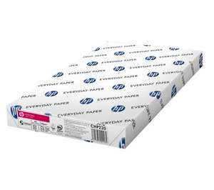 HP A3 Printing Paper 500 Sheets £2.97 @ Currys PcWorld