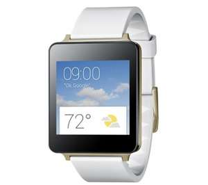 LG G Watch Android Wear - white £71.80 Delivered @ Pixmainia