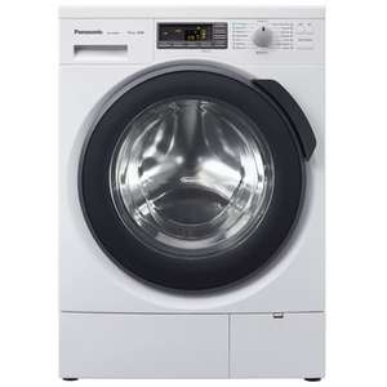 whopping deal from EDUK Panasonic NA148VG4WGB  1400rpm Washing Machine 8kg Load 3D Sensor Wash White
