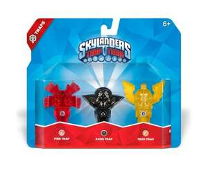 Skylanders Trap Team. 3 traps (Kaos, Fire and Tech)  £13.58 @ amazon.fr