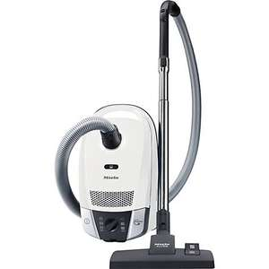 Miele Compact C2 Allergy EcoLine Plus Cylinder Vacuum Cleaner, White - John Lewis - £214.99 but possibly £134.99