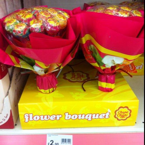 Chupa Chups Flower Bouquet £2 @ Wilkinsons