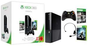 Xbox 360 250gb With Tomb raider and Halo 4 £149.99 @ Game