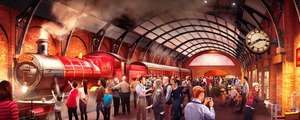 *Exclusive* Harry Potter Studio Tour Incl. New Hogwarts Express, Butterbeer, Souvenirs and Special Guests  for £55pp (Closed Doors!) @ Groupon