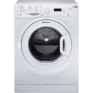 Hotpoint WMXTF742P 7KG 1400 Spin Washing Machine - White £191.99! @ Homebase