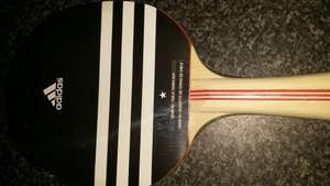 table tennis bat Adidas vigor 90 for £2 at tesco