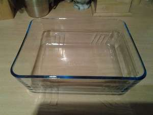 Large Pyrex glass roasting dish £1.99 @ home bargains instore