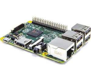 Raspberry Pi 2 £29.99 at Currys PC World (£5 off regular price with code)