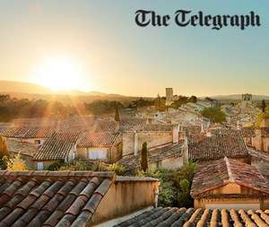Get 30% off Standard Premier tickets to Lyon, Avignon and Marseille with Eurostar @ The telegraph