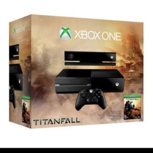 Xbox One Gaming Console With Titanfall Game 500GB HDD & Kinect Sensor refurbished £279 @ Tesco eBay