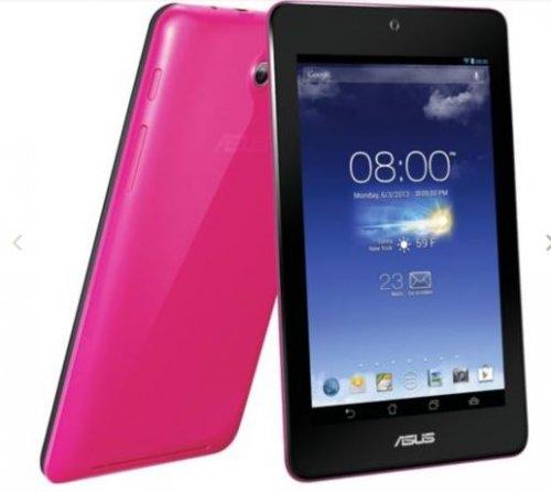 """ASUS MeMO Pad HD 7 (ME173X), 7"""" Tablet, 16GB, WiFi - Pink  £69.00 @ Tesco direct"""