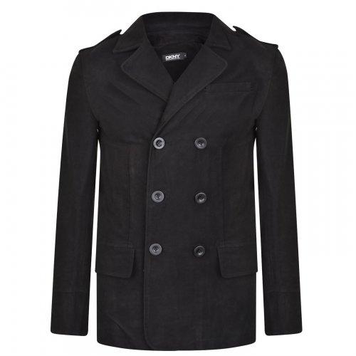 DKNY Moleskin Coat £45 + £6 del = £51 @ Flannels