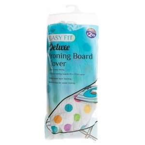 Easy Fit Ironing Board Cover NOW £0.10 @ B&M
