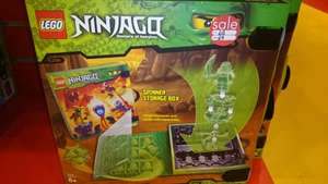 Ninjago Spinner Storage Box £4 LEGO Store