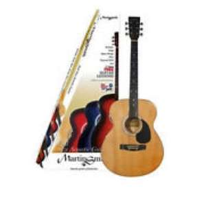 Martin Smith W-100 Acoustic Guitar £37 @ tesco eBay