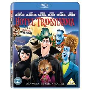 Hotel Transylvania (Blu-ray) £3.33 delivered @  zoverstocks (or YouwantitWegotit) / Play