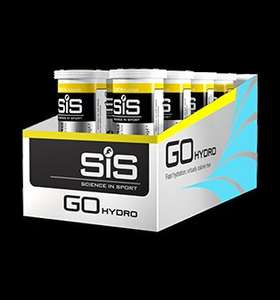 SiS GO Hydro 10 Tablets 8 Pack Lemon Was £31.99 Now £11.99 with delivery or £8.00 FREE DELIVERY over £25.00